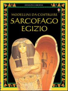 Libro Sarcofago egizio. Modellini da costruire Iain Ashman