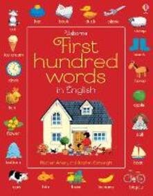 Voluntariadobaleares2014.es First 100 words in english. Ediz. illustrata Image