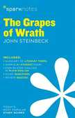 Libro in inglese The Grapes of Wrath by John Steinbeck