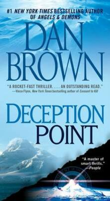 Deception Point - Dan Brown - cover