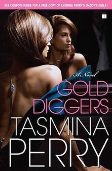 Gold Diggers - Tasmina Perry - cover