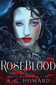 Libro in inglese Roseblood  - Anita G. Howard