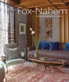Fox-Nahem: The Design Vision of Joe Nahem - Anthony Iannacci - cover