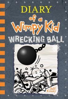 Wrecking Ball - Jeff Kinney - cover