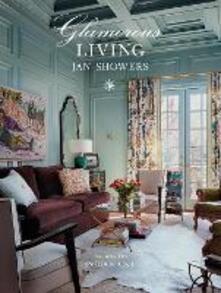 Glamorous Living - Jan Showers - cover