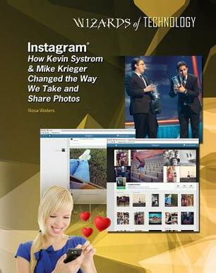 Instagram: Kevin Systrom and Mike Krieger - Lisa Albers