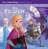 Libro in inglese Frozen Disney Book Group