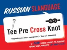 Russian Slanguage - ,Mike Ellis - cover