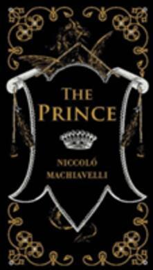 The Prince (Barnes & Noble Collectible Classics: Pocket Edition) - Niccolo Machiavelli - cover