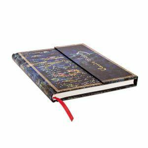 Taccuino notebook Paperblanks Monet Le Ninfee, LetteraaMorisot ultra a pagine bianche - 4