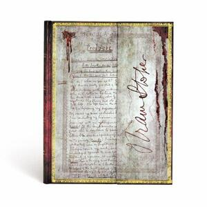 Cartoleria Taccuino notebook Paperblanks Bram Stoker, Dracula ultra a pagine bianche Paperblanks