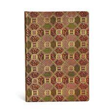 Cartoleria Taccuino notebook Paperblanks Mandala midi a righe Paperblanks