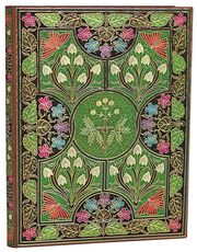 Cartoleria Taccuino notebook Paperblanks Flexi Poesia in fiore ultra puntinato Paperblanks