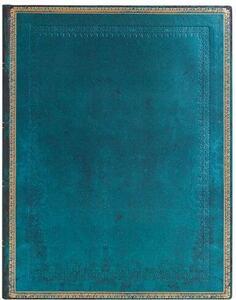 Cartoleria Taccuino Paperblanks copertina morbida Ultra a pagine bianche Calypso - 18x23 Paperblanks