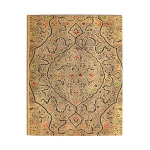 Cartoleria Taccuino Paperblanks copertina morbida Ultra a pagine bianche Zahra - 18 x 23 cm Paperblanks