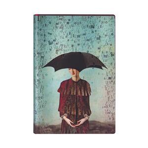 Cartoleria Taccuino Paperblanks copertina morbida Mini a pagine bianche Paesaggi di Parole - 95 × 14 cm Paperblanks