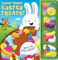 Yummy Bunny Easter Treats! [With 30 Play Pieces]
