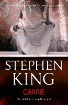 Carrie - Stephen King - cover