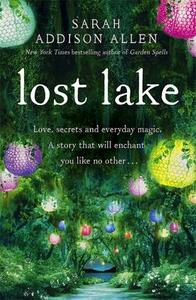 Lost Lake - Sarah Addison Allen - cover
