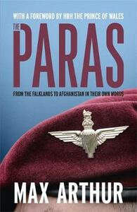 The Paras: 'Earth's most elite fighting unit' - Telegraph - Max Arthur - cover