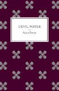 Devil Water - Anya Seton - cover