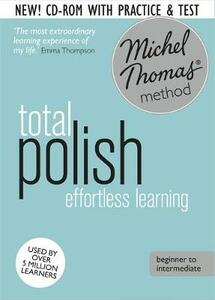 Total Polish Foundation Course: Learn Polish with the Michel Thomas Method - Jolanta Joanna Watson - cover