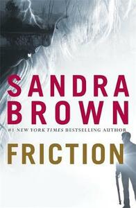 Friction - Sandra Brown - cover