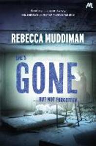 Gone - Rebecca Muddiman - cover