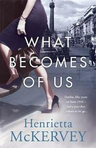What Becomes of Us - Henrietta McKervey - cover