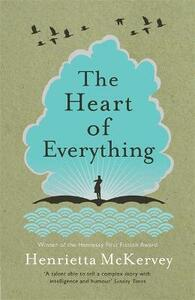 The Heart of Everything - Henrietta McKervey - cover