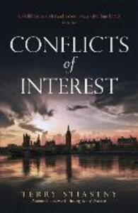 Conflicts of Interest - Terry Stiastny - cover
