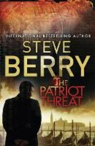 The Patriot Threat: Book 10 - Steve Berry - cover