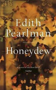 Honeydew - Edith Pearlman - cover