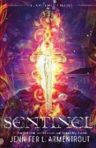 Sentinel (The Fifth Covenant Novel) - Jennifer L. Armentrout - cover