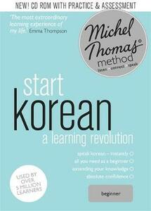 Start Korean (Learn Korean with the Michel Thomas Method) - Jieun Kiaer,Hugh Flint - cover