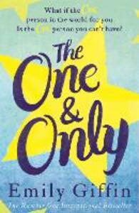 The One & Only - Emily Giffin - cover