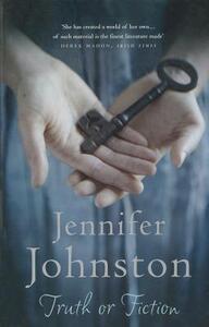 Truth Or Fiction - Jennifer Johnston - cover