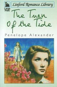 The Turn Of The Tide - Penelope Alexander - cover