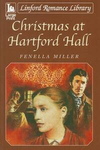 Christmas At Hartford Hall - Fenella Miller - cover