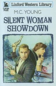 Silent Woman Showdown - M.C Young - cover