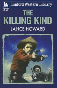 The Killing Kind - Lance Howard - cover
