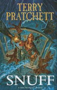 Snuff - Terry Pratchett - cover
