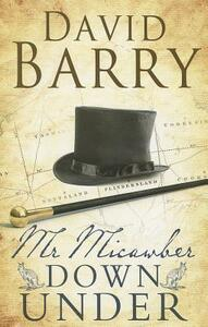 Mr Micawber Down Under - David Barry - cover
