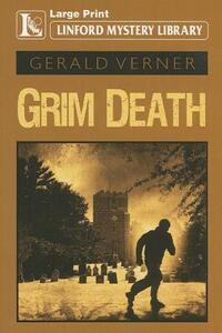 Grim Death - Gerald Verner - cover