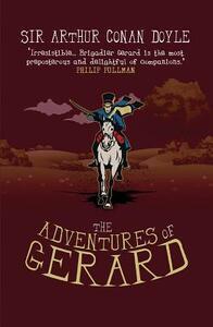 The Adventures Of Gerard - Arthur Conan Doyle - cover
