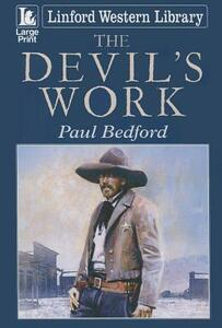 The Devil's Work - Paul Bedford - cover