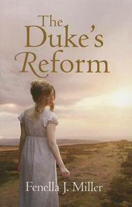 The Duke's Reform - Fenella J. Miller - cover
