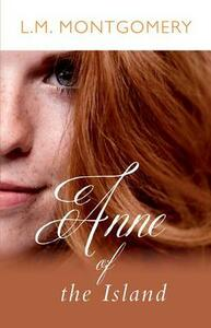 Anne Of The Island - L. M. Montgomery - cover