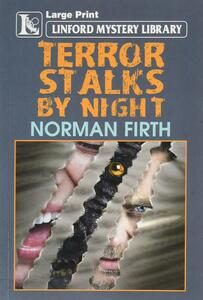 Terror Stalks By Night - Norman Firth - cover