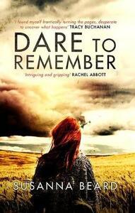 Dare To Remember - Susanna Beard - cover